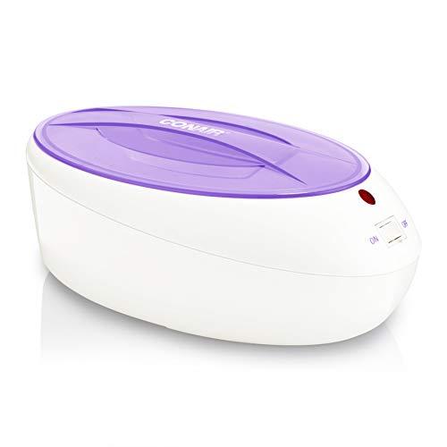 True Glow by Conair Thermal Paraffin Bath/Paraffin Spa Moisturizing System, Includes 1lb. Paraffin Wax