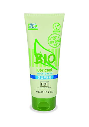 HOT Bio Superglide Lubrifiant à Base d'Eau 100 ml