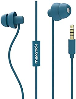 MAXROCK Sleep Earplugs - Noise Isolating Ear Plugs Sleep Earbuds Headphones with Unique Total Soft Silicone Perfect for In...