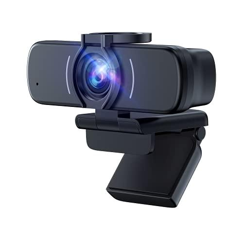 Webcam 4K con Microfono para Pc Marca WILDHD