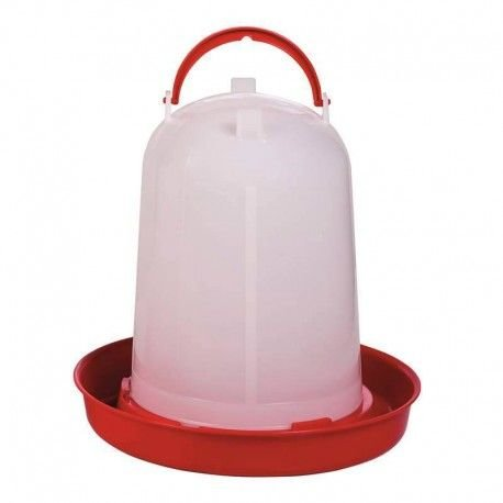COPELE Eco Bain, 10 litres, Rouge