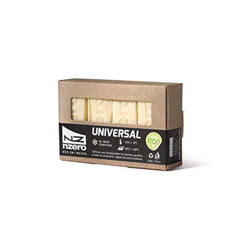 NZEROWAX - Blocco di sciolina Organica Universal...