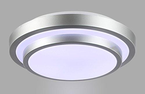 Home mall- LED Plafonnier Mode Créatif Style Européen Enfants Chambre Étude Chambre Corridor Blanc Lampe