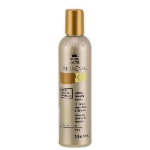 KeraCare Hydrating Detangling Shampoo (Classic Formula) - 8 oz by Avlon by Avlon