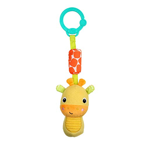 Bright Starts, Jouet Nomade Chime Along Friends - Girafe
