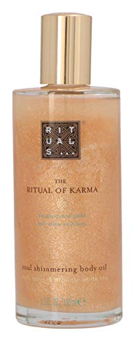 Rituals Karma Soul Shimmering Body Oil, 100ml