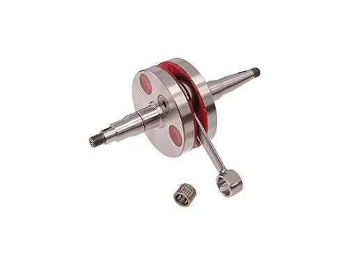 FEZ Kurbelwelle Sport für 50/60ccm Zylinder - für Simson S51, S53, KR51/2 Schwalbe, SR50