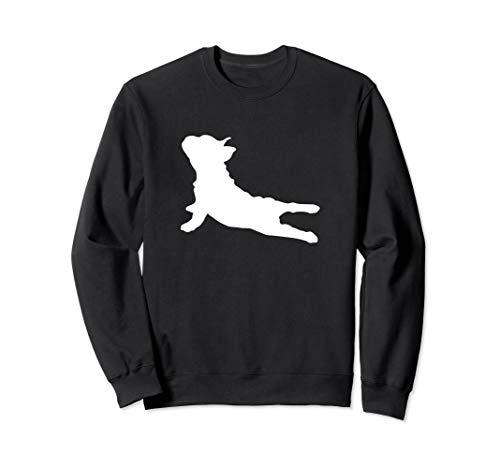 French Bulldog Yoga Sweatshirt