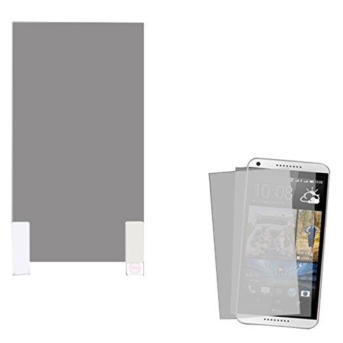 MyBat Displayschutzfolie für HTC Desire 816, transparent, 2 Stück