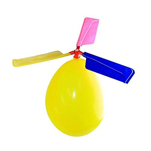 Gazechimp 1 globo de helicóptero clásico para niños, juguete divertido