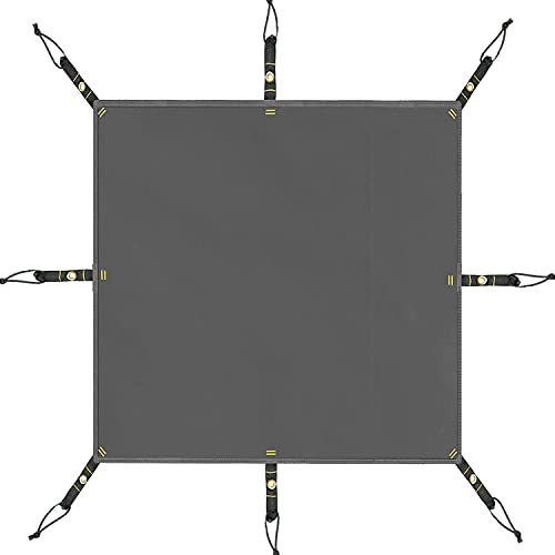 テントシート 防水 グランドシート 耐水圧3000mm 3サイズ 210 270 300 収納袋つき (270)