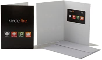 kindle fire gift card