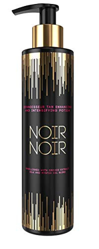 Onyx Noir Noir Bräunungsbeschleuniger Sonnenstudio Bräune-Lotion