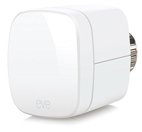 Elgato Eve Thermo (Vorgängermodell) - Heizkörperthermostat mit Apple HomeKit-Unterstützung, Bluetooth Low Energy
