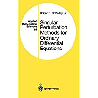 Singular Perturbation Methods for Ordinary Differential Equations (Applied Mathematical Sciences)【洋書】 [並行輸入品]