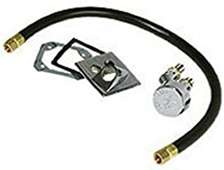 Belvedere 403C Hose Receiver with Vacuum Breaker and Hose