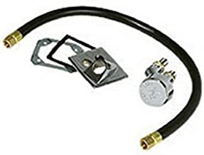 Belvedere 403C Hose Receiver with Vacuum Breaker and Hose