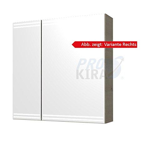 PELIPAL Pineo Spiegelschrank/PN-SPS 20-L/R/Comfort N/B: 65 cm