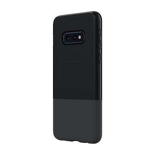 Incipio NGP Hülle für Samsung Galaxy S10e - von Samsung zertifizierte Schutzhülle (schwarz) [Qi kompatibel I Stoßfest I Reißfest I Flexibel I Transparent] - SA-970-BLK