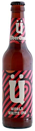 ÜberQuell - World White IPA Bier 6,5% Vol. - 0,33l inkl. Pfand