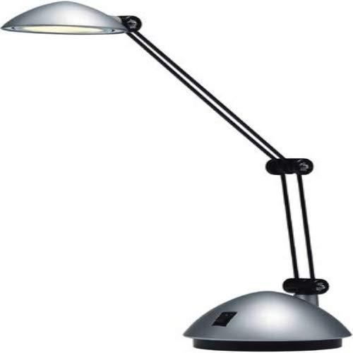 Hansa 5010647 LED-Leuchte Space, Silber satiniert