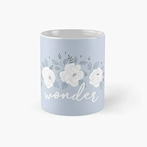 Wonder Shawn Mendes - Taza clásica con el mejor regalo para café, 325 ml