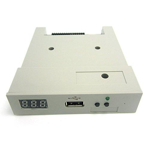 TOOGOO(R) USB Floppy Drive Emulator SFR1M44 U100 USB Floppy Drive Emulator ABS Maschine Fuer Industrie