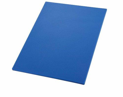 Winco Cutting Board 12 by 18 by 12-Inch Blue