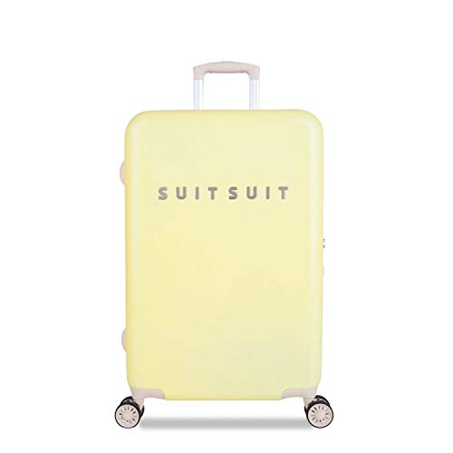 SUITSUIT - Fabulous Fifties - Mango Cream - Reiskoffer (66 cm)