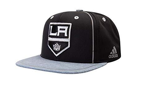adidas Gorras Los Angeles Kings Bravo Black/Grey Snapback