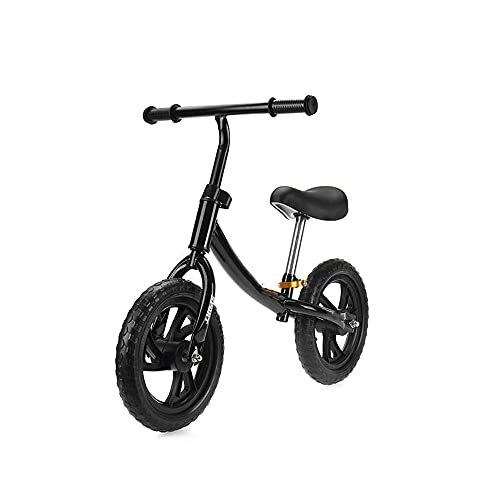 WANGXL Bicicletta da Equitazione per Bambini Ultralight Bambino Che Cammina Bicicletta da Equitazione Bicicletta Sportiva da Allenamento per Principianti Regolabile in Altezza