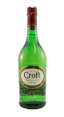 Croft Particular Amontillado Sherry 17.5% 75cl