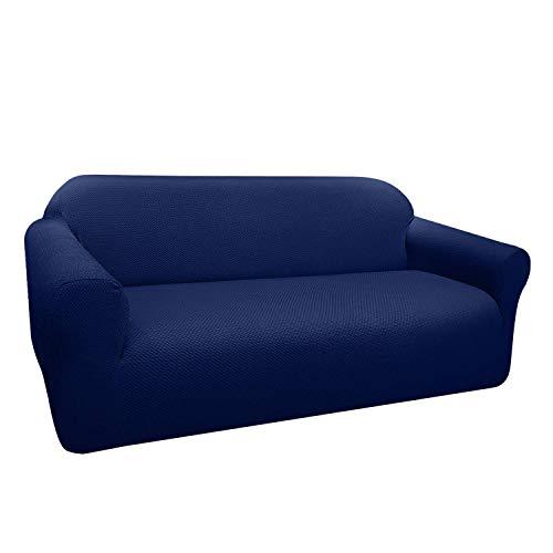 Fundas Gruesas para sofá de Dos plazas, diseño Elegante, para sofá, Fundas elásticas de Jacquard para el Asiento del Amor, para Sala de Estar, Perro, Mascota, p