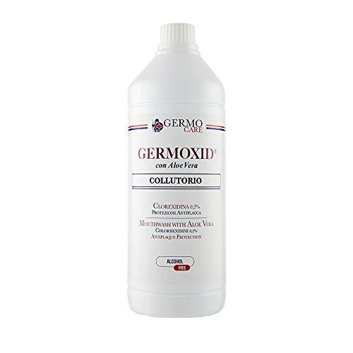 Gima 36650 Germoxid Colluttorio con Clorexidina, 1L