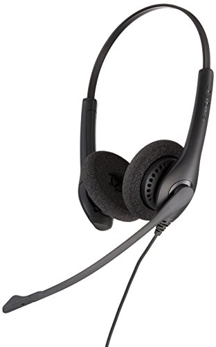 Jabra Biz 1500 Duo - Professional UC Wired Headset