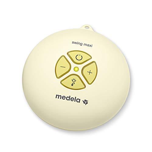 Medela Swing Maxi Flex sacaleches eléctrico doble,extractor de leche con embudo Flex(talla SyM incluidas) que se adapta a la forma del cuerpo materno,sistema 2-Phase imita el ritmo de succión del bebé