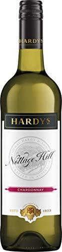 Hardys Nottage Hill Chardonnay Wine 2019/2020, 750ml - Pack of 6
