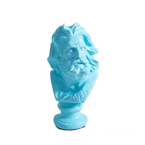 Skulpturen Statuen Ornamente Figur Sammlerfiguren Figur Tierstatue Ornamente Venus Apollo Kunstskulptur Giuliano De Medici Vase La Marseillaise Blumentopf Harz Vase Home De