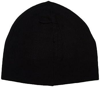 Lacoste RB5281 Bonnet, Noir/Sphere, Taille Unique Homme