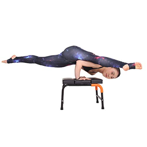 Why Choose VAIY Yoga Headstand Bench, Stand Yoga Chair for Family, Steel Pipe and PU Pads, Build Up ...