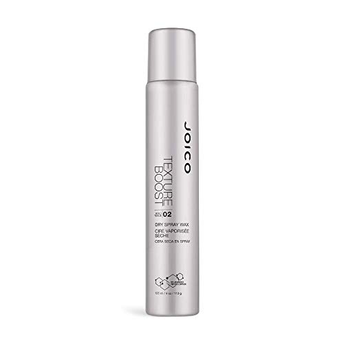 Joico Texture Boost Dry Spray Wax   Add Texture & Define Style   Clean Finish and Feel   For Most Hair Types