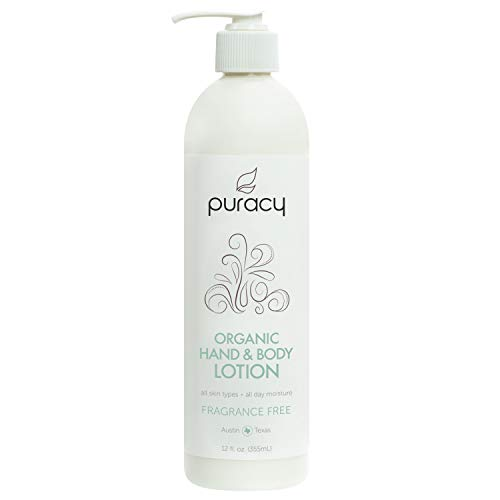 Cremas Body Lotion marca Puracy