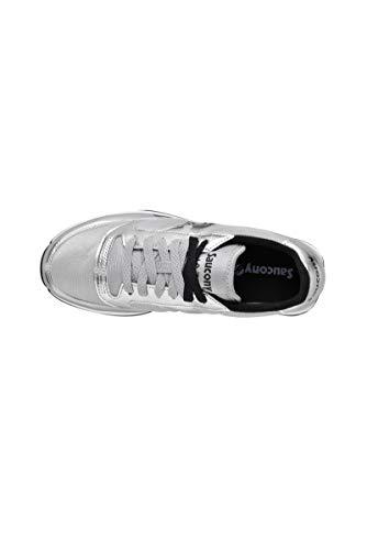 SAUCONY scarpe sneaker donna JAZZ ORIGINAL VINTAGE S1044-461 argento 37