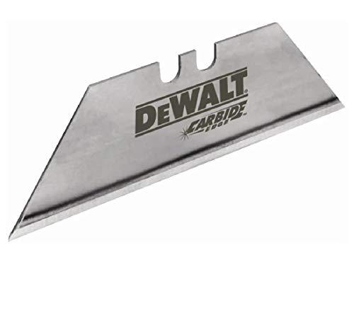 DEWALT - DWHT11131L Utility Blades, 2-Point, 3/4In L, 50 Blades