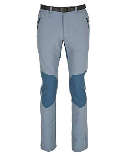Ternua® Pantalon Belonia Pant M pour Homme XXL Gris (Plumb Grey)