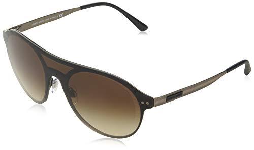 Giorgio Armani heren zonnebril 0AR6078, bruin (mat brons), 45