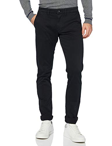 Pepe Jeans Herren Hose Charly, Black (999BLACK), 36W/32L