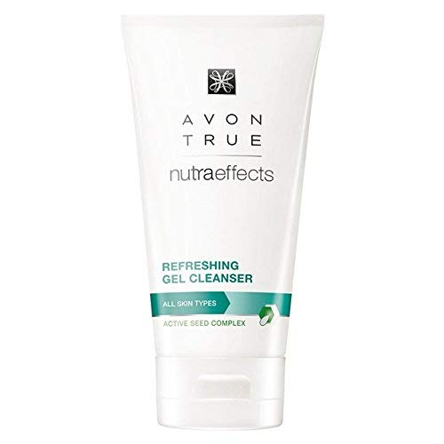 Avon True Nutra Effects Refreshing Gel Cleanser - Anti Ageing, Breakout and...