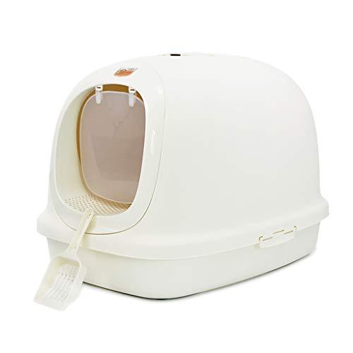 WC lade voor huisdieren, kat, zandbak, volledig bijgevoegd, super voor groot stotend, automatisch kattentoilet D
