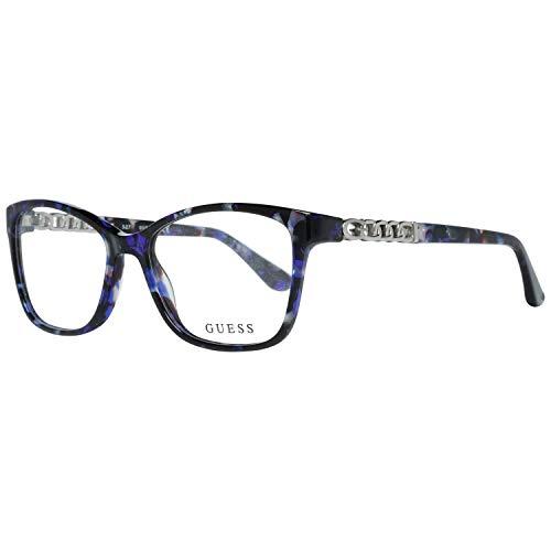 Guess Brillen GU2677 BLUE Damenbrillen